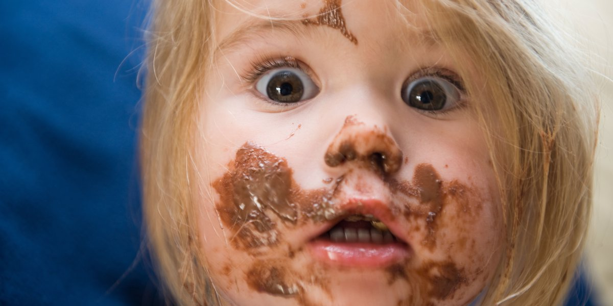 The Day My Child Ate Their Own S**t