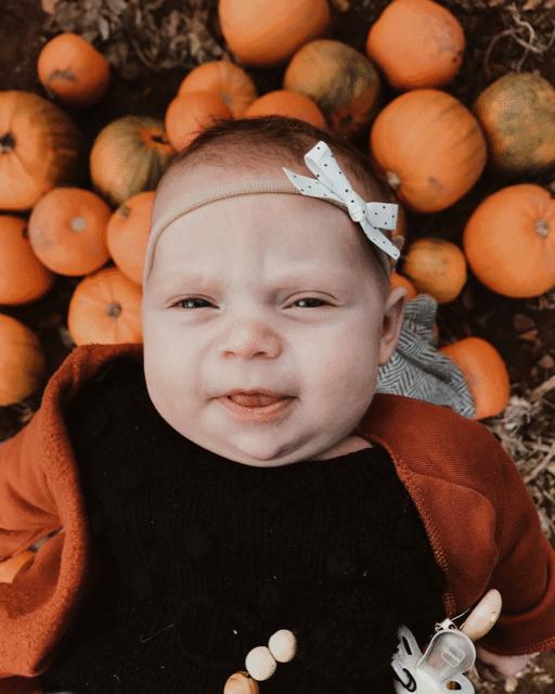 mini halloween photoshoot