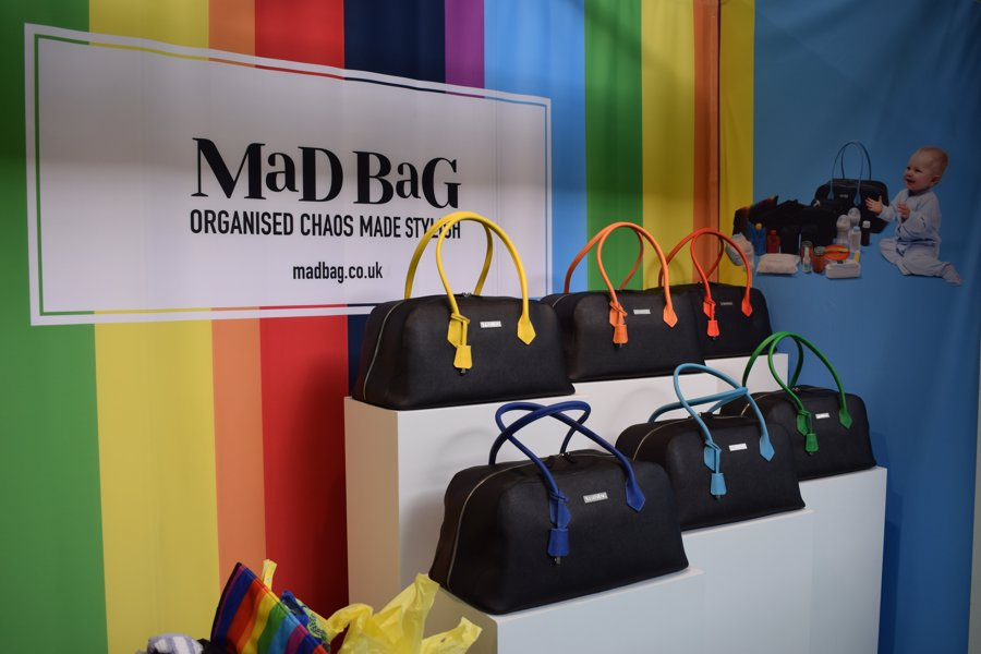 madbag at the baby show